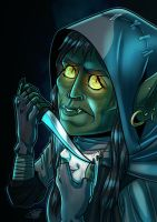 Nott the Brave by Blueberry-me