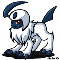 Dec. POKEDDEXY Challenge 2: Fav Dark Type by SLiDER-chan