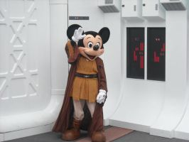 OMG Mickey Skywalker by southparkfanfic13