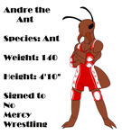 Andre the Ant profile by AxlReigns