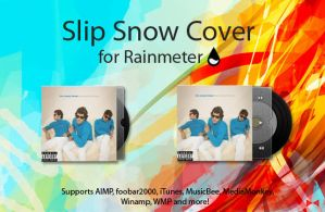 Slip Snow Cover for Rainmeter by rEdmCrMy