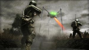 War of the worlds FT COD by IODOLLARBAGEL