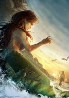 Ariel _ The Little Mermaid by Straban