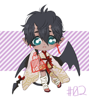 [CLOSED] adopt #02 by SweetShopAdopts