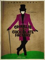 Charlie and Chocolate Factory by pongelektro