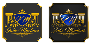 Julie Martinez Personal Logo - Vector and Full by EspionageDB7