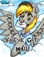 You've got mail by PoneBooth