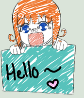 Hello there. by Em-UH-ly-chan