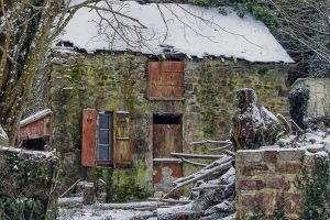 A side of the valley of misery1 Sarthe France by hubert61