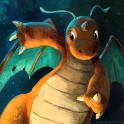 Dragonite by kenket