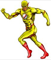 Zoom: The Reverse Flash by INKdustrial