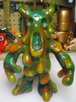 Swampy repainted by hellgnome