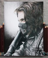 The Winter Soldier by RachelFelicity