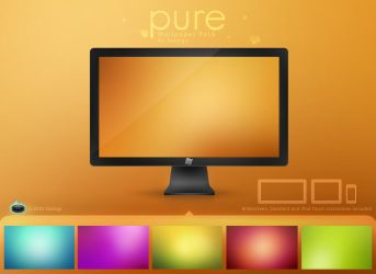 Pure - Minimal Pack by Stamga
