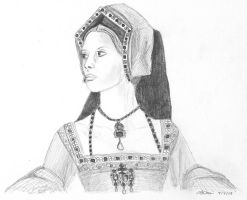 Jane Seymour by FaeLaVie