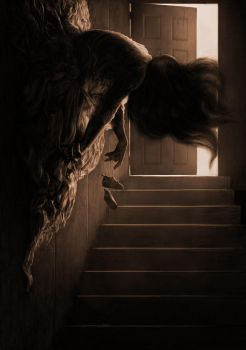 The Lady in the Basement by lpeters