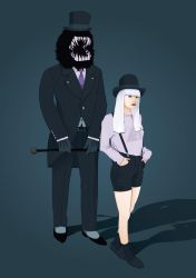 The Bitch and The Beast by digitalsleaze