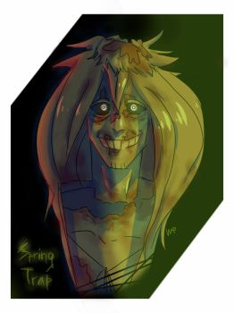 FNAF - SpringTrap Humanization  by WFare