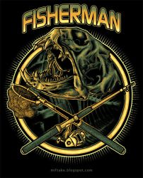 Fisherman [for SALE] by miftake