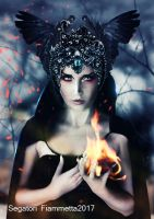 Fire Queen by Fiammetta62