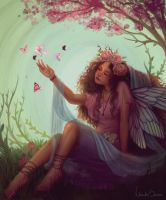 Hippie-Fairy by agnes-green