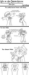 Life in the Org. - Part One by SharpAnimationInc