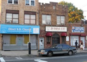 Storefront Churches 3 by icompton01