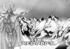 The Remnant: The End Has Come by RemnantComic