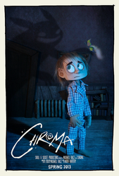 Chroma Poster by weird-science