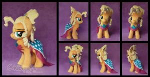 Applejewel Custom Plush by Chibi-pets