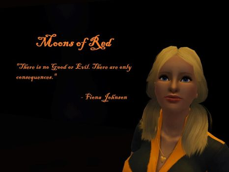 Moons of Red Promo 1 by Fiarrella