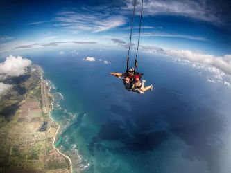Pacific Skydiving Hawaii X by StevenZybert