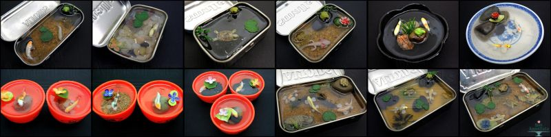 Omni Expo Koi Pond Stock by Bon-AppetEats