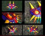 Majora's Mask Replica by Belle43