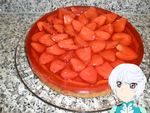 Mikleo and Cake by AnjuSendo