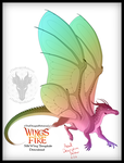 2018 SilkWing Template Download by xTheDragonRebornx