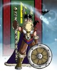 Odin: Norse God by Crazon