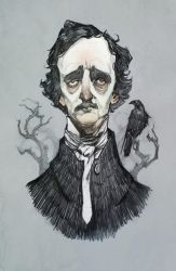 Mr. Poe by AudreyBenjaminsen
