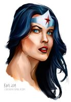 Wonder Woman by kira-meku
