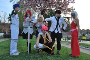 Fairy Tail by BlazeHikari