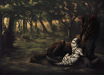 The lion and the lamb? Not hardly by OddOsprey