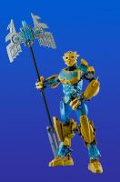 Gali: Golden Armour by SEDVR