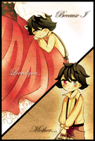 SZ Weekly Challenge 1: I loved you... by YumeChii-NI