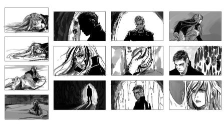 Storyboarding 02 by Aaorin