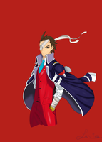 Apollo Justice by Laslina