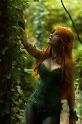 Poison Ivy by MoguCosplay