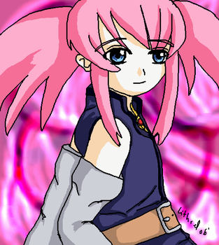 Very pink... by Lithrel