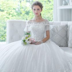Wedding Dress by TidebuyReviews