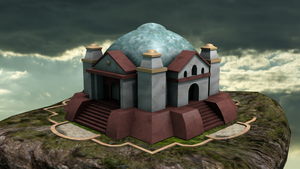 Outpost WIP by FengL0ng