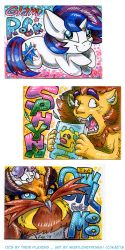 COM: Some More Badges! by MustLoveFrogs